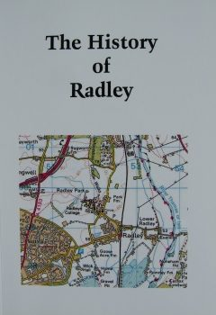 Front cover of the Radley History Club book, 'The History of Radley'