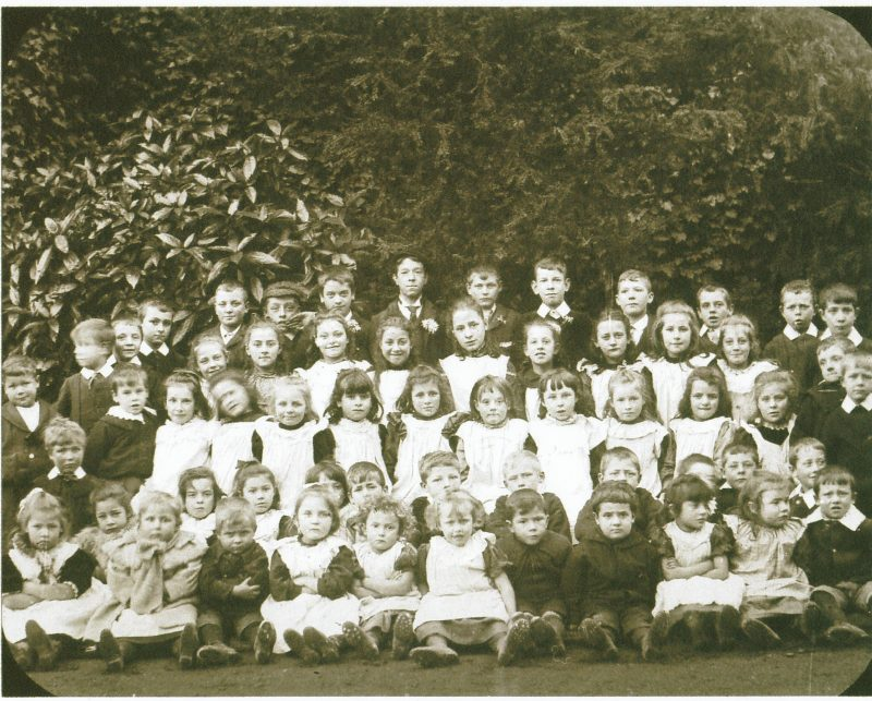 Radley Primary School pupils, 1901