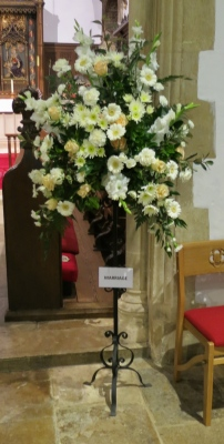 Floral arrangement - marriage