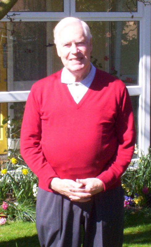 Doug Rawlinson pictured in 2006