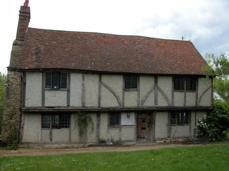 Radley Vicarage, May 2004